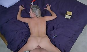 POV has wonderful sex with burly cock in will not hear of beautiful pussy