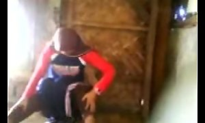 Indian Young Hot Hijabi College Teen Standing Pose Chudai Behind Hut - Wowmoyback
